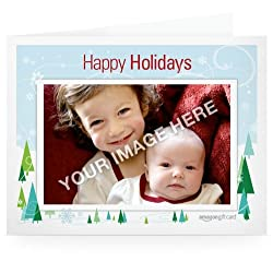 Happy Holidays (Upload Your Photo)