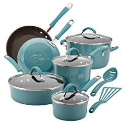Rachael Ray 12 Piece Cookware Set