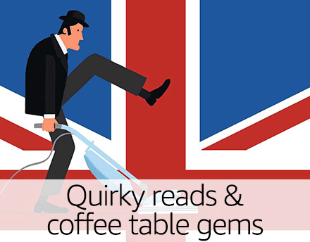 Quirky Reads & Coffee Table Gems