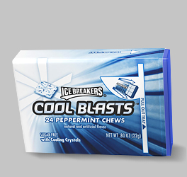 Keep Cool with 25% off Ice Breakers Cool Blasts