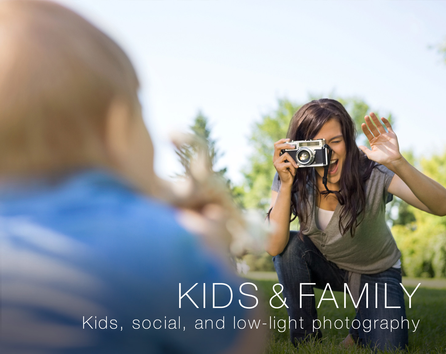 Kids and Family Photography