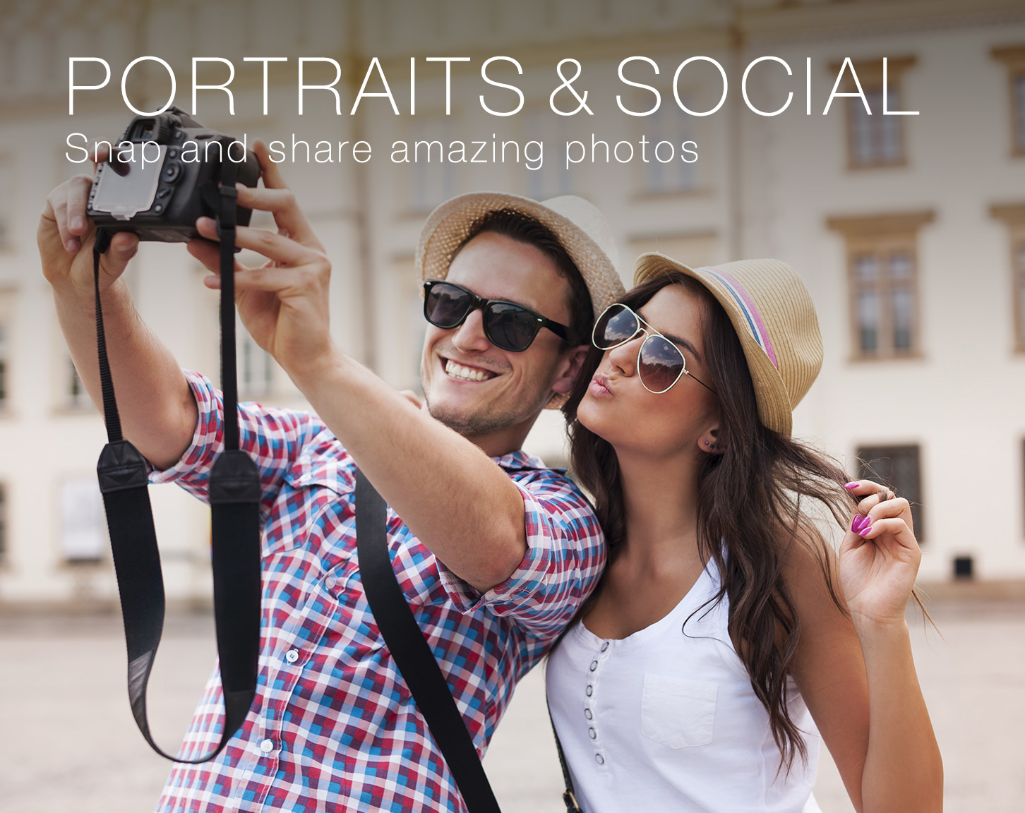 Portrait and Social Photography