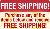 FREE Shipping on Select Pure Resonance Audio products!