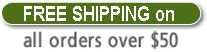 SpinLife.com Free Shipping on all orders over $50