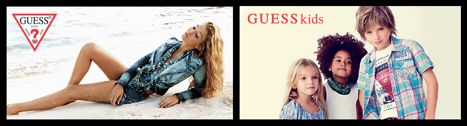 Shop GUESS + guess kids