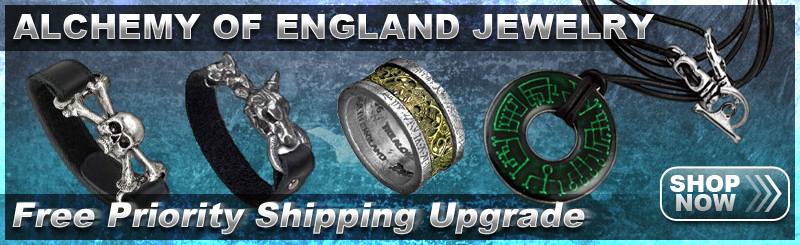 Alchemy of England Jewelry