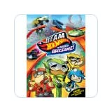 Team Hot Wheels: The Origin of Awesome! Now Available