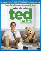 Ted (The Movie) Blu-ray