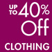 Up to 40% Off Spring Clothing