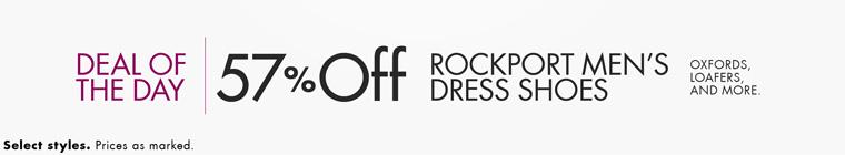 美国亚马逊 多款 ROCKPORT 乐步 DresSports系列 男款牛津鞋 均一价$61.99(约¥500)