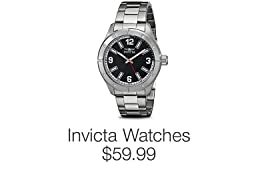 $59.99 Invicta Watches