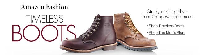Men's Timeless Boots