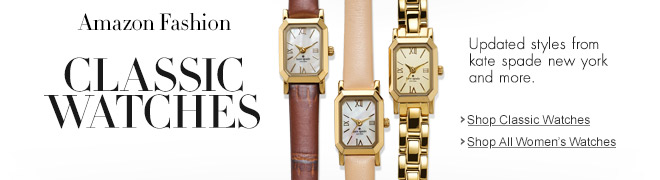 Women's Classic Watches