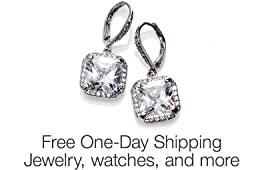 Free One-Day Shipping on Watches, Jewelry & More