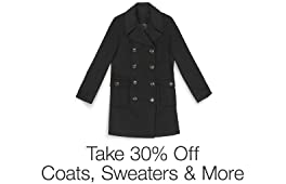 Take 30% Off Clothing & More