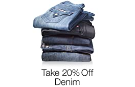 Take 20% Off Denim