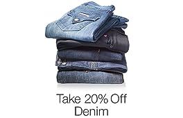 Take 20% Off Denim