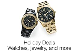Holiday Deals on Watches, Jewelry & More