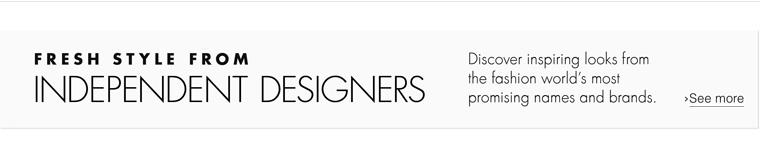 Independent Designers