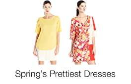 Spring's Prettiest Dresses