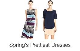 Spring's Prettiest Dresses