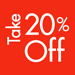 20% Off Spring Shoes