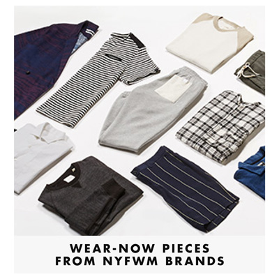 Mens Looks to Wear Now