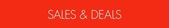 Sales & Deals
