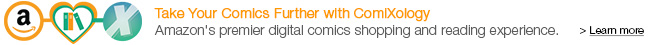ComiXology Shared Library
