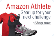 Amazon Athlete, great up for your next challenge
