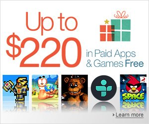 FREE Stuff from the Amazon Appstore