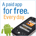 Amazon Appstore for Android: Free app of the day