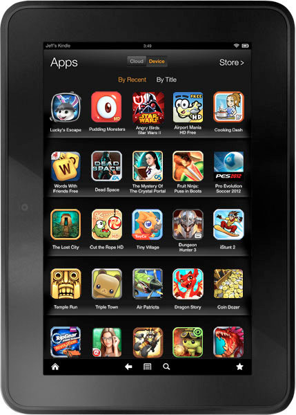 game apps for tablets
