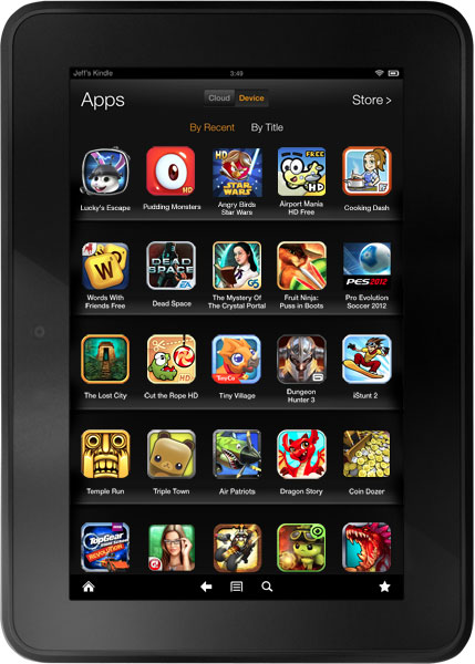 Amazon.com: Kindle Fire Games: Appstore for Android