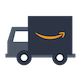 Amazon ships your products and provides support