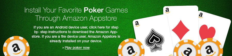 Install Your Favorite Poker Games