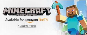 Minecraft for Amazon Fire TV