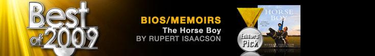 Best of 2009: Bios and Memoirs