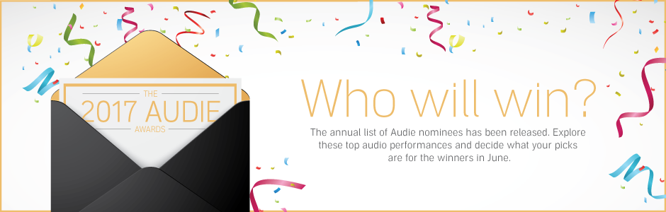 Audible Audie Awards 2017