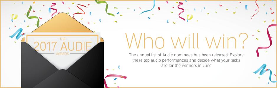 Audible Audie Awards 2017