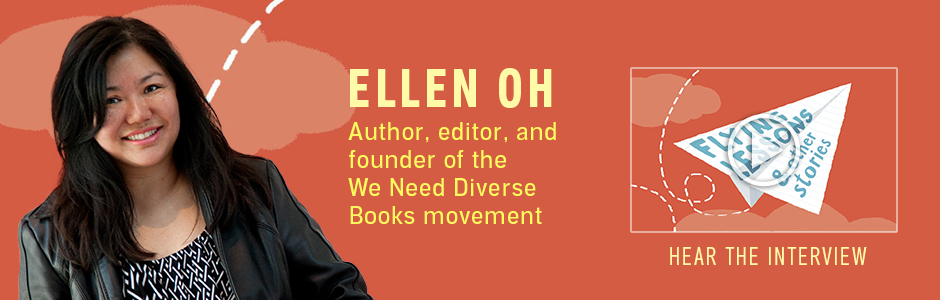 Our Interview with Ellen Oh