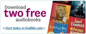 Download 2 Free Audiobooks