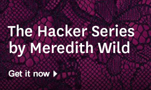 The Hacker Series by Meredith Wild.  Get it now.
