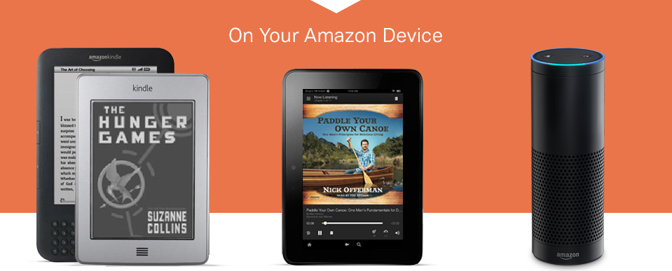 how to download audiobooks on audible app