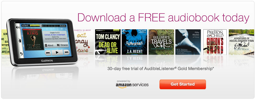 A: Free trial audiobooks are offered by the top audio books providers as a promotional tool for users who are not sure whether or not they would like to subscribe to their services, and who need a little more information on what audio books are, how they work, and whether the audio book format is something that they find appealing. You can try.