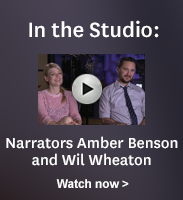 Click to watch a video of narrator Richard Armitage