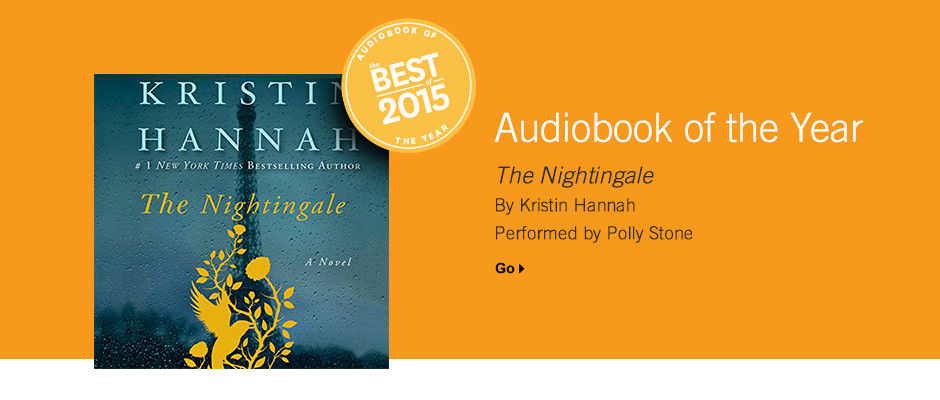 Best Book of 2015: The Nightingale by Kristen Hannah