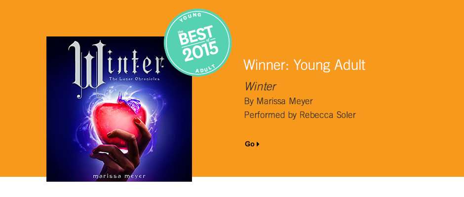 Best Young Adult 2015: Winter by Marissa Meyer