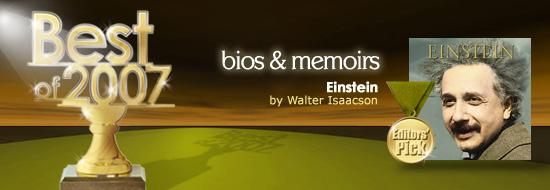 Best of 2007: Bios and Memoirs