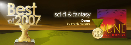 Best of 2007: Sci-Fi and Fantasy